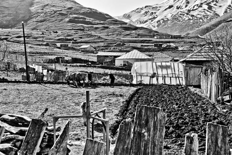 Ushguli Georgia / Svaneti